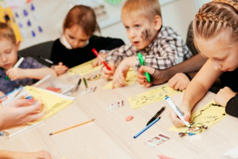 English for children or prospects of learning English for children